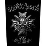 Motörhead: Back Patch/Bad Magic
