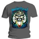 Motörhead: Unisex Tee/Overkill (X-Large)