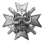 Motörhead: Pin Badge/Bad Magic