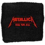 Metallica: Sweatband/Kick `Em All (Loose)