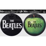 The Beatles: Turntable Slipmat Set/Drop T Logo & Apple (Retail Pack)