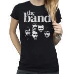 The Band: Ladies Tee/Heads (Medium)