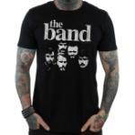 The Band: Unisex T-Shirt/Heads (Large)