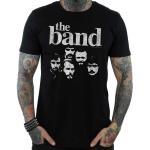 The Band: Unisex T-Shirt/Heads (X-Large)