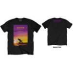 Queen: Unisex T-Shirt/Bohemian Rhapsody (Back Print) (Medium)