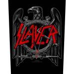 Slayer: Back Patch/Black Eagle