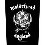 Motörhead: Back Patch/England