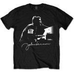 John Lennon: Unisex T-Shirt/People for Peace (Medium)
