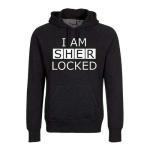 Sherlock: Unisex Pullover Hoodie/I am Sherlocked (X-Large)
