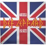 Def Leppard: Blanket/2018 Tour Union Jack (Ex. Tour)