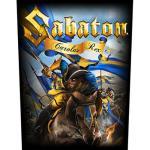 Sabaton: Back Patch/Carolus Rex