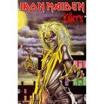 Iron Maiden: Textile Poster/Killers