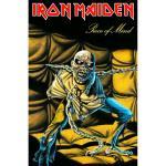 Iron Maiden: Textile Poster/Piece Of Mind
