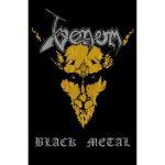 Venom: Textile Poster/Black Metal