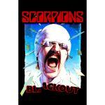 Scorpions: Textile Poster/Blackout