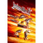 Judas Priest: Textile Poster/Firepower