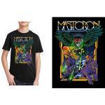 Mastodon: Kids T-Shirt/Space Owl (11-12 Years)