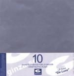 """Skyddsplast """"DeLuxe"""" för LP-Skivor  10-pack"""