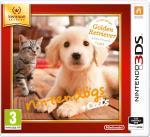 Nintendogs and Cats 3D: Golden Retriever (Select