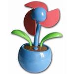 Minifläkt blomma