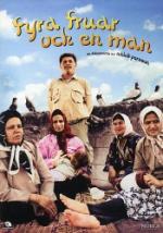 Fyra fruar och en man