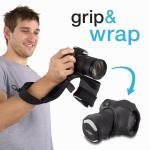 MIGGO Kamerafodral/Grepp 70 DSRL Svart