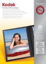 KODAK Fotopapper A4 Premium 20-pack