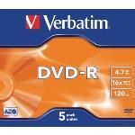 Verbatim DVD 4.7 GB