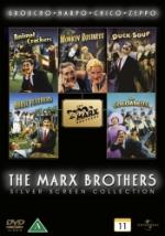 Bröderna Marx Box - 5 filmer