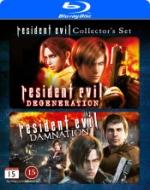 Resident evil / Degeneration + Damnation