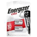 Energizer Litiumbatteri CR2 3 V 2-Blister