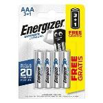 Energizer Litiumbatteri AAA 1.5 V Ultimate 4-PR Blister