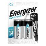 Energizer Alkaliska Batterier C 1.5 V 2-Blister