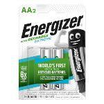 Energizer Laddningsbara NiMH-batteri AA 1.2 V Extreme 2300 mAh 2-Blister