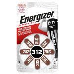Energizer Zink-Air Battery PR41 1.4 V 8-Blister