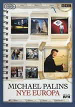 Michael Palin`s nya Europa (Norskt omslag)