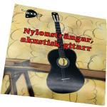 Nylonsträngar Akustisk gitarr / RockOn