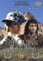 Dr Quinn / Säsong 1 (Norskt omslag)