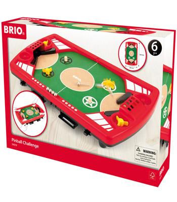BRIO - Pinball Challlenge (34019)