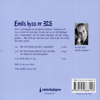 Emil hyss nr 325