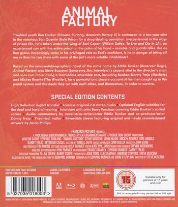 Animal Factory (Ej svensk text)