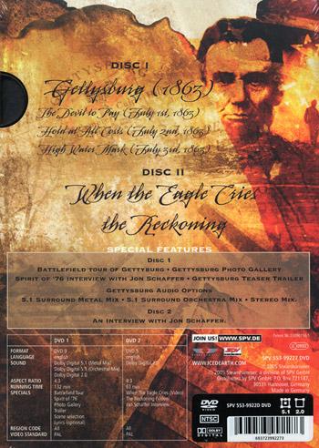 Gettysburg (Ltd)