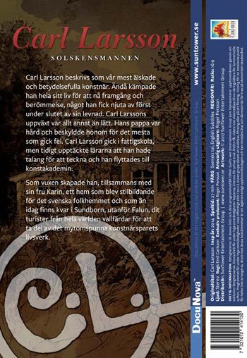 Carl Larsson - Solskensmannen