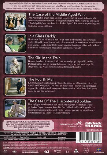 Agatha Christie Hour Box 1