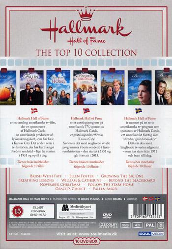 Hallmark / The top 10 collection