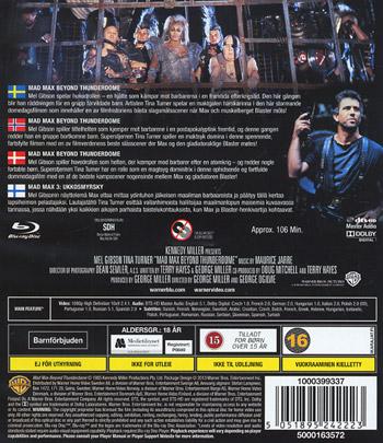 Mad Max 3 / Bortom Thunderdome