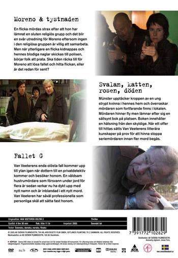 Van Veeteren vol 2 - 3 filmer