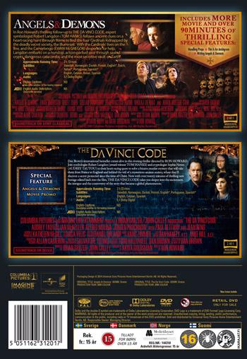 Änglar och demoner + Da Vinci koden