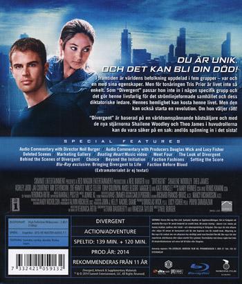 Divergent / S.E.