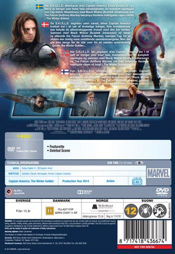 Captain America 2 / The Winter soldier